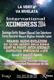 Рис. 1 Официальный рекламный плакат Х  Конгресса 2014 года в итальянском городе Пескара