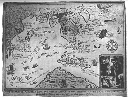 Atlantis Und Die Wiederentdeckung Amerikas Durch Die Europaer