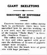 Figure 8 The message of the Geraldton Guardian and Express from 28.04.  1930