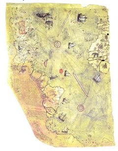 Piri Reis Karte Atlantis.Was Die Piri Reis Karte Berichtet Atlantisforschung De