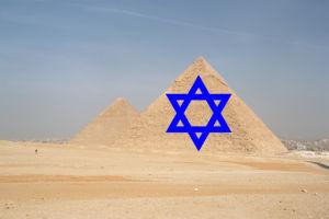 bau einer pyramide